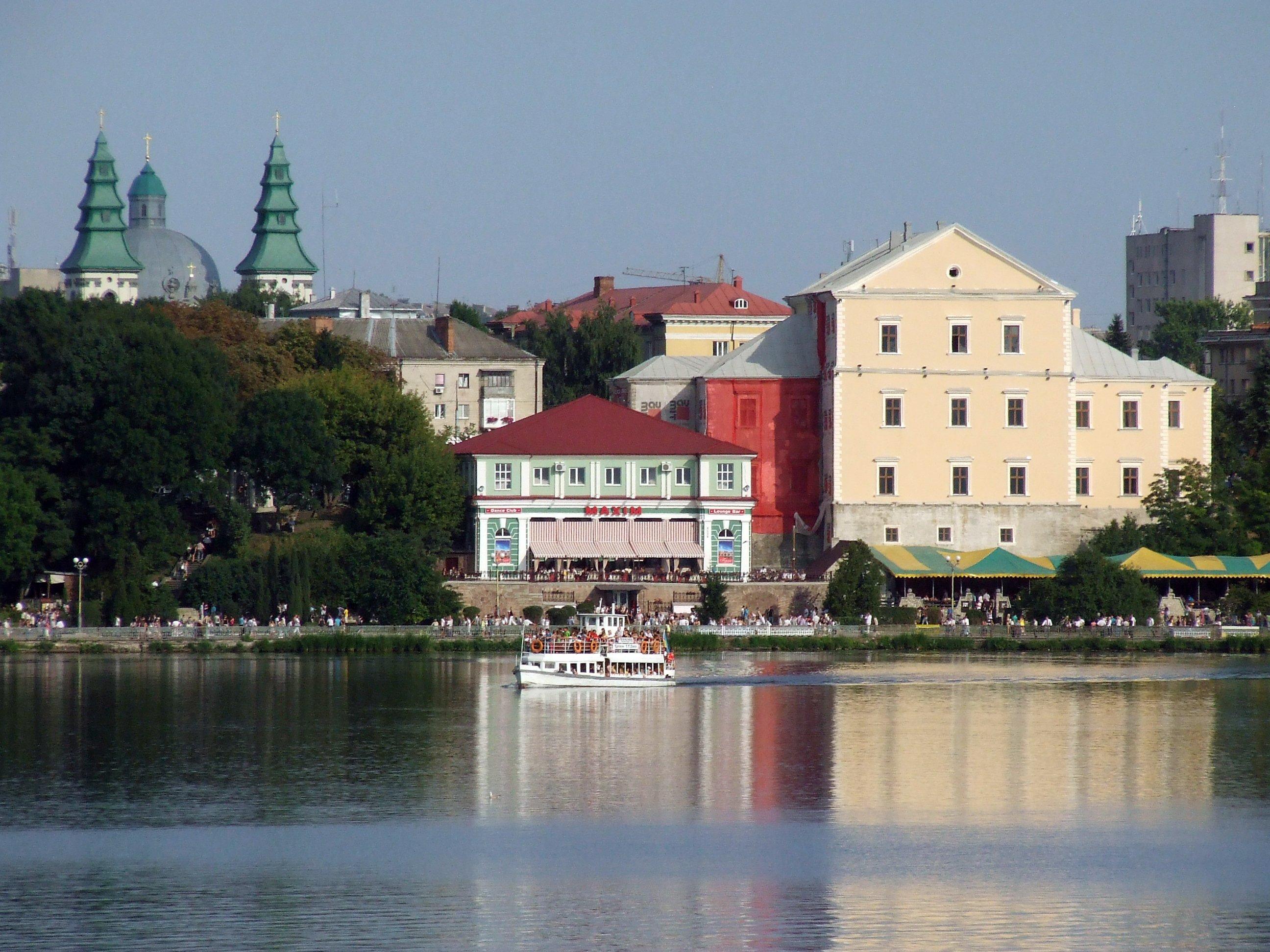 Такси межгород в Тернополе 4