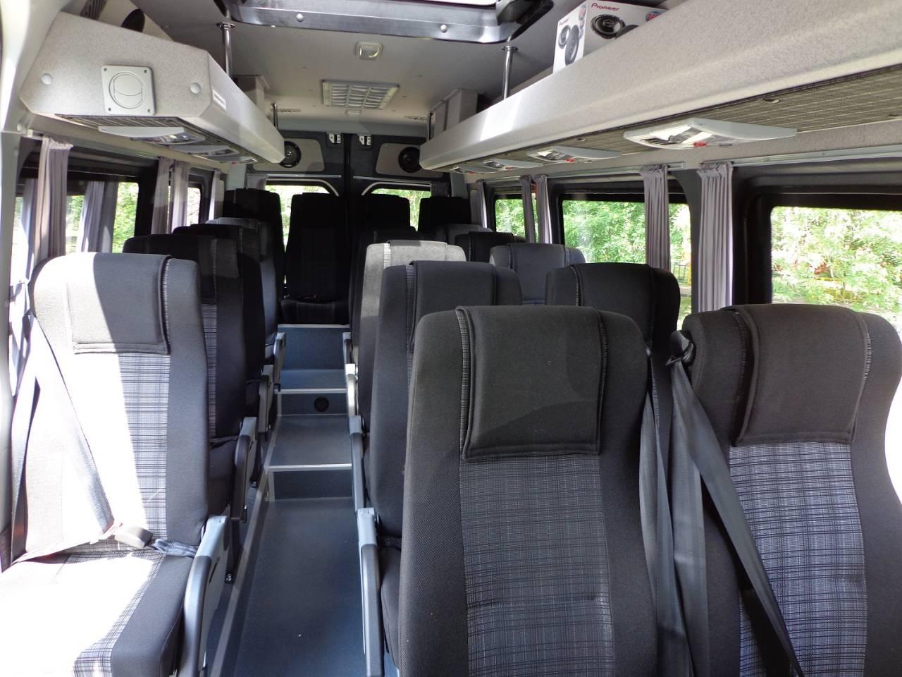 Аренда микроавтобуса