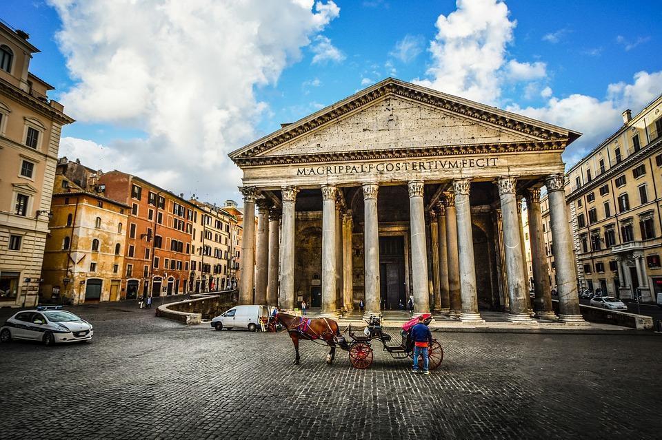 трансфер в Рим