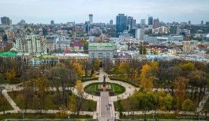 Такси Львов - Киев 3